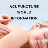 Acupuncture World Information